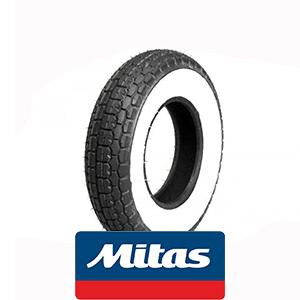 Mitas B13 white wall: 4x8 tire 66J