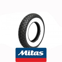 Mitas B13 white wall: 3.5x8 tire 46J