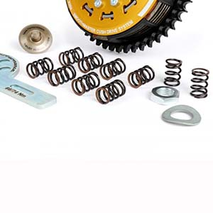 Smoothmaster cushdrive clutch: 48 tooth