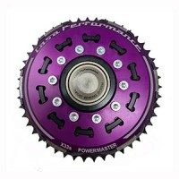Powermaster clutch STD: 46 tooth