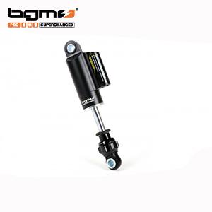 BGM Pro Shock absorber, front -BGM PRO SC COMPETITION- Vespa Largeframe black
