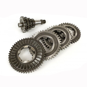 Ricambio Rapido close ratio gearbox
