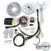 Casatronic Ducati 12v electronic kit for GP crank, SPORT LITE weight