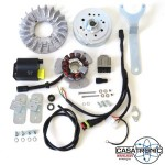 Casatronic Ducati 12v electronic kit for GP crank, SPORT
