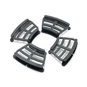 Disc brake grills: Black