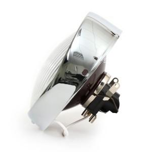 Complete headlight assembly, Casa Lambretta, LI/TV series 2