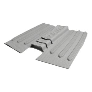 Rubber floormat (grey): LD