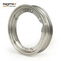 BGM wheel rim (Vespa): Stainless
