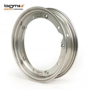 BGM wheel rim (Vespa): Stainless