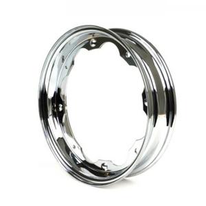 BGM wheel rim (Lambretta): Chrome