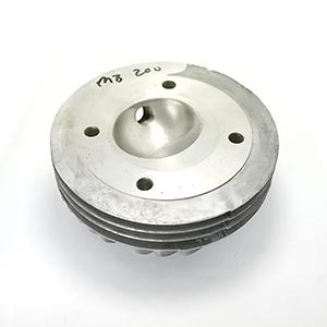 MB cylinder head: 200cc reprofiled