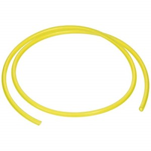 Fuel line (6mm): clear yellow
