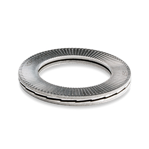 Nord-Lock lock washer: M8, for tubeless wheels