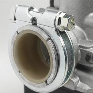 Dellorto PHBL 24AD 2T clamp on carb. R side controls